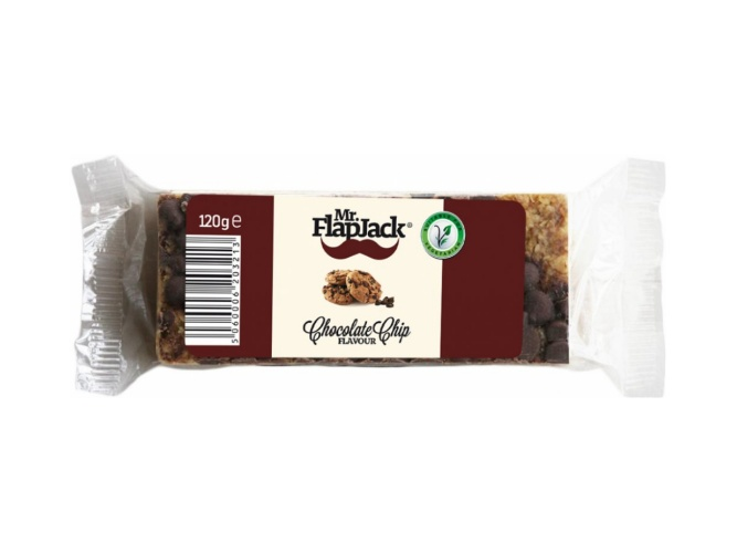 Mr.FlapJack Chocolate Chips 120g