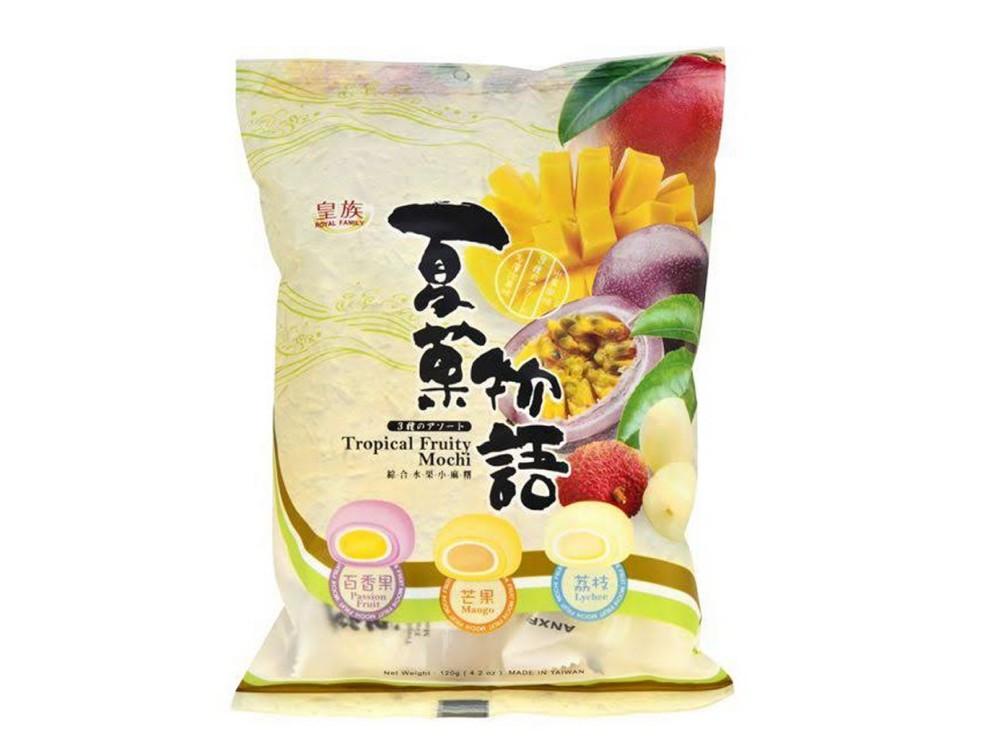 Mochi Tropical Fruity 120g