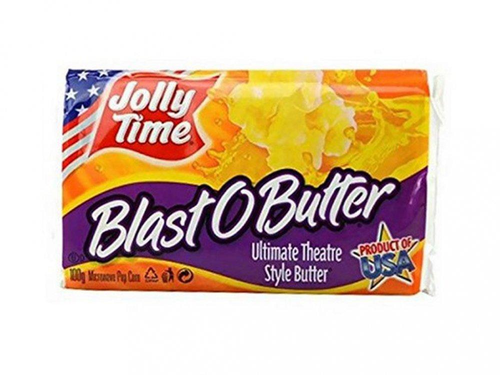 Jolly Time Blast o Butter 100g