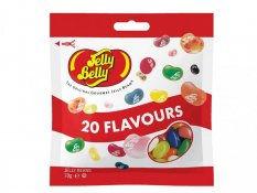 jelly belly 20 flavours beans 70g