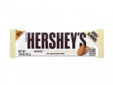 Hershey's White Creme With Whole Almonds 41g