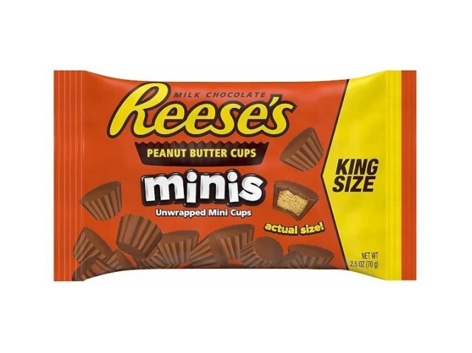 Reese's Minis Cups 70g