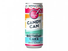 Candy Can Birthday Cake 330ml
