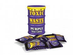 Toxic Waste Purple Sour Candy 42g