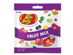 jelly belly fruit mix beans 70g
