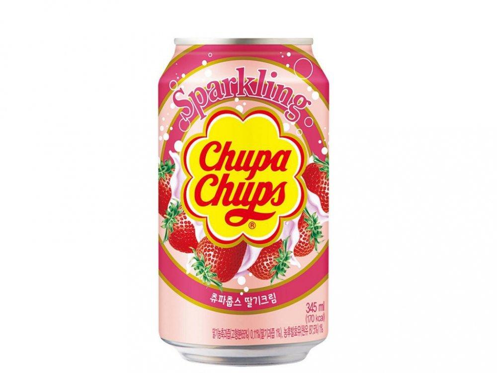 Chupa Chups Strawberry 345ml