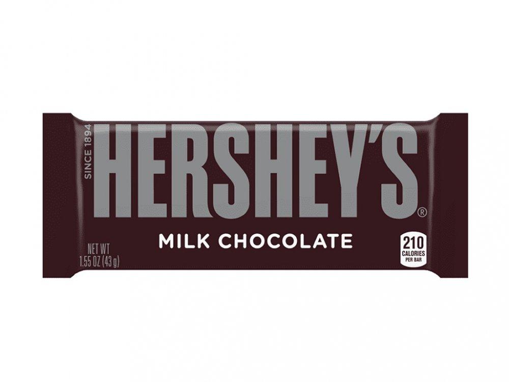 Hershey's Milk Chocolate Bar 43g