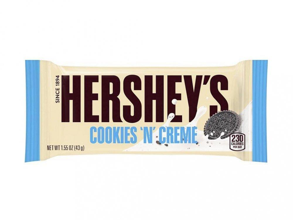 Hershey's Cookies 'n' Creme 43g