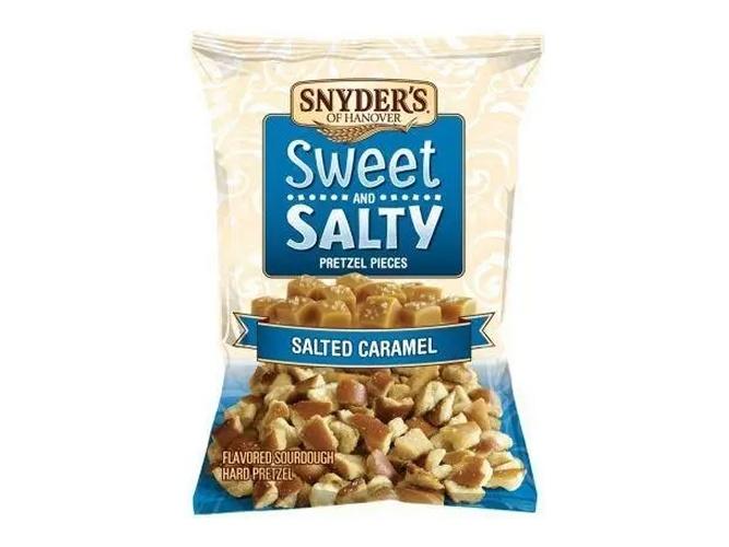 Snyder's Sweet & Salty Salted Caramel 100g