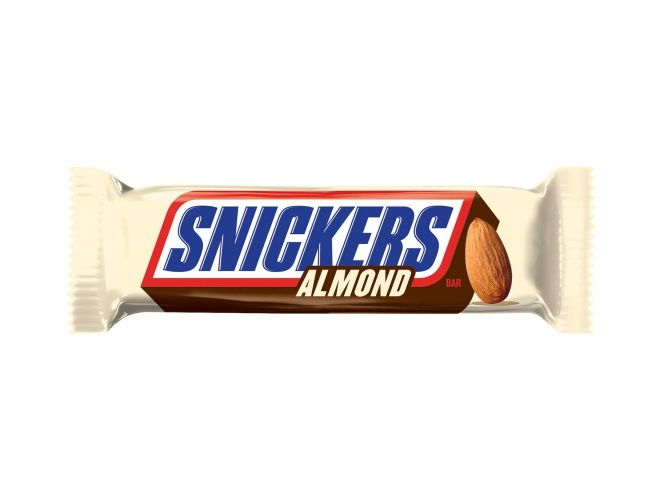 Snickers Almond 50g