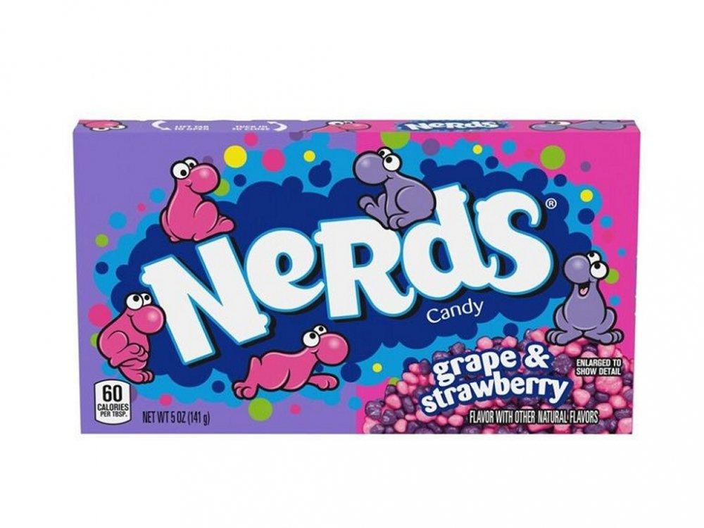 Nerds Grape & Strawberry 141g