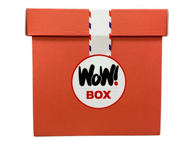 Dárková krabice RED BOX