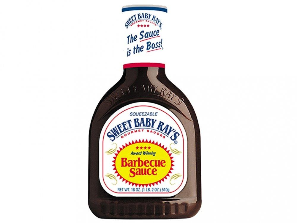 Sweet Baby Ray's BBQ Sauce 510g