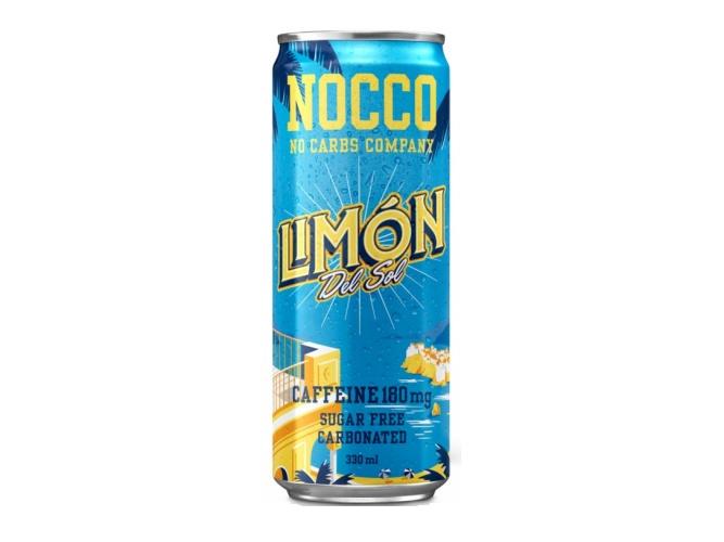 NOCCO BCAA Limón Del Sol 330ml