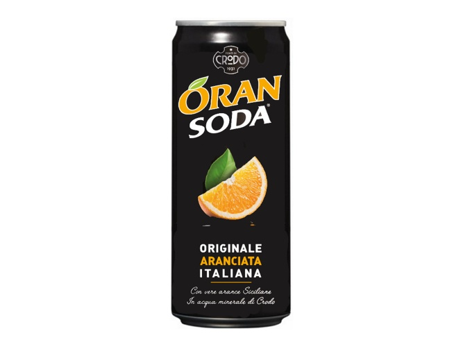 Oran Soda 330ml
