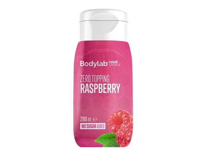 Bodylab Zero Topping Syrup Raspberry 290ml